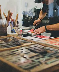 Cotton & Pine Print Shop