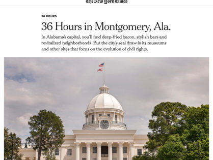 36 Hours in Montgomery New York Times