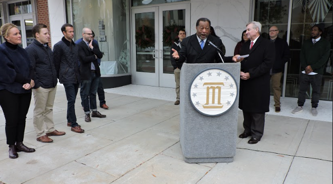 """Montgomery celebrates refurbished Kress Building"" AL.com"