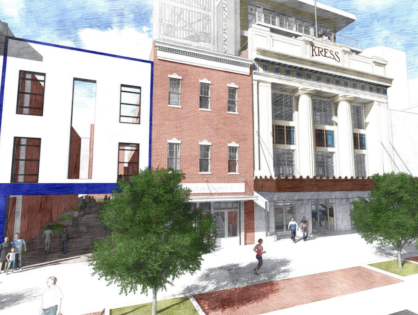 "Design Alabama ""Kress Building Renovation"""