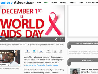 Conversations at Kress on Dexter for World AIDS Day 2018