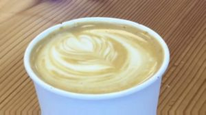 Photo of Prevail Coffee with Foam Design